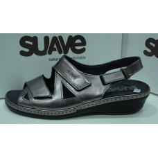 Suave REF.909 GREY  Spring/Summer Collection health & comfort  Women shoes 2017